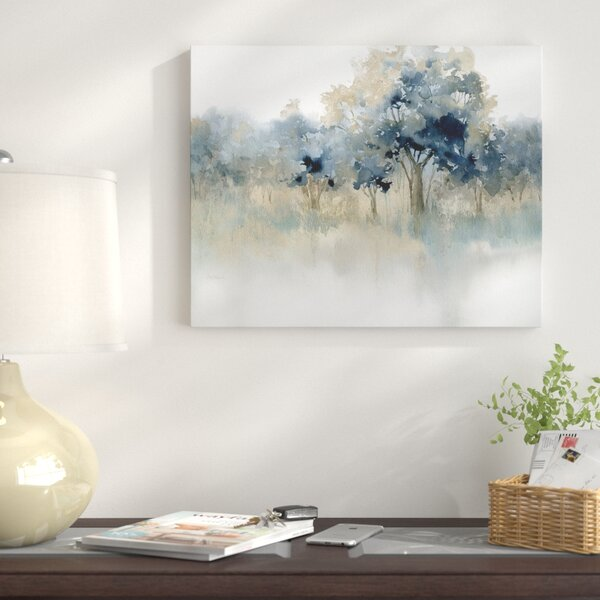 Waters Edge Ii Oil Painting Print On Wrapped Canvas By Winston Porter.