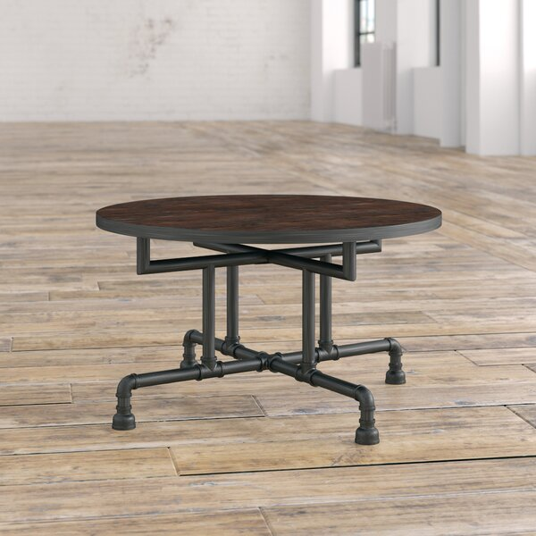 Dudek Industrial Coffee Table By Williston Forge