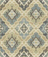 Colston Taupe Area Rug by Charlton Home