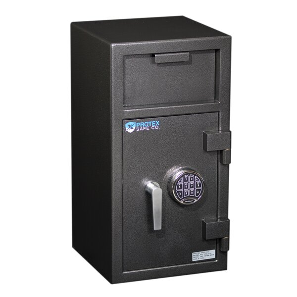 Front Loading Electronic Lock Commercial Depository Safe by Protex Safe Co.