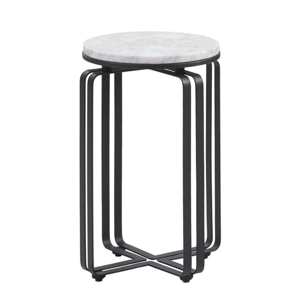 Crosslake End Table by Brayden Studio