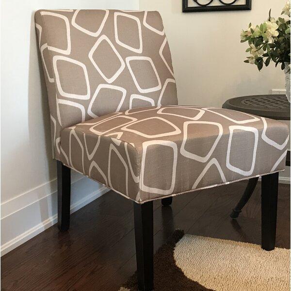 Ellender Slipper Chair by Winston Porter