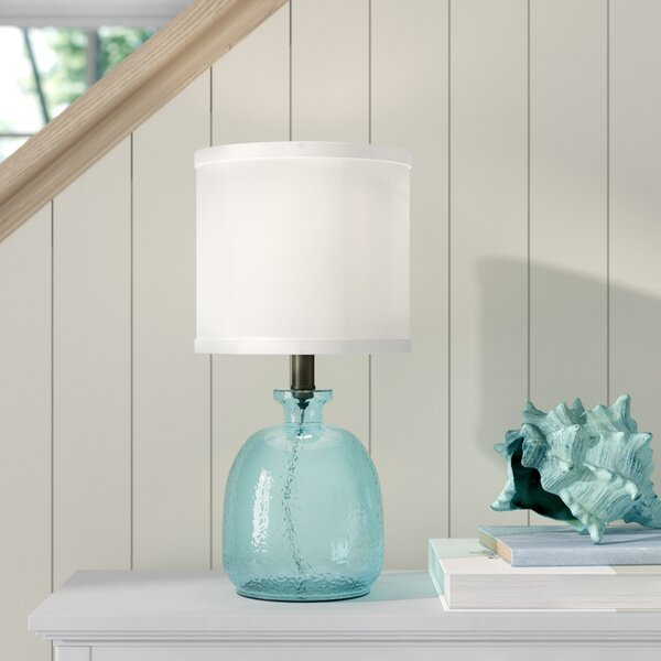 Heberling 18 Table Lamp by Highland Dunes