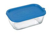 Butter Dish with Lid by Marinex