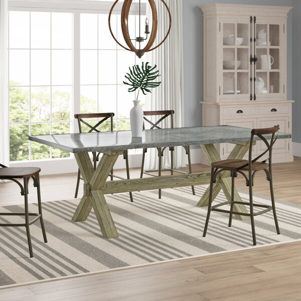 Arcade Dining Table by August Grove