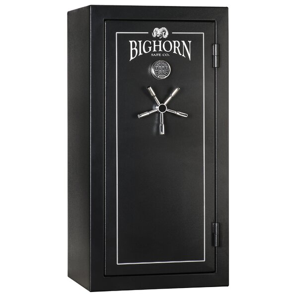 Bighorn Electronic Lock Gun Safe by Rhino Safes
