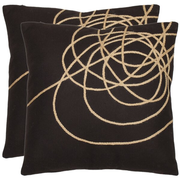 Thornton Throw Pillow (Set of 2) by Safavieh