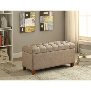 Loya Accent Upholstered Storage Bench