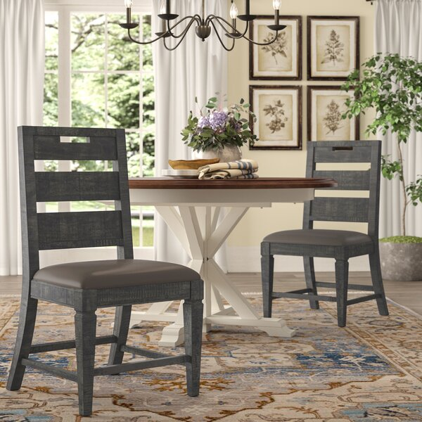 Jessie Solid Wood Side Chair (Set of 2) by Birch Lane™ Heritage