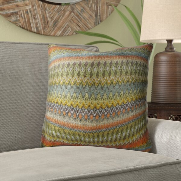 Robards Handmade Luxury Pillow by Bloomsbury Market