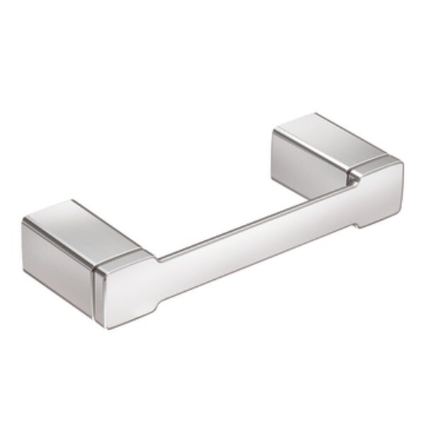 90 Degree Wall Mounted Pivoting Toilet Paper Holder by Moen