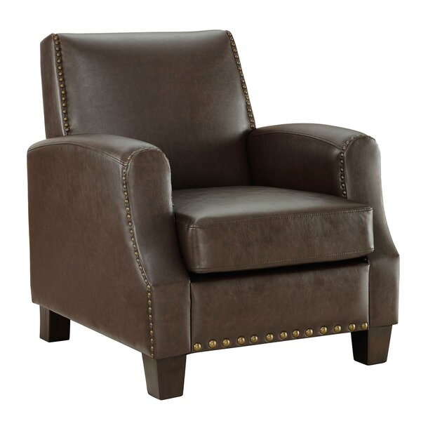 Von Club Chair by Alcott Hill