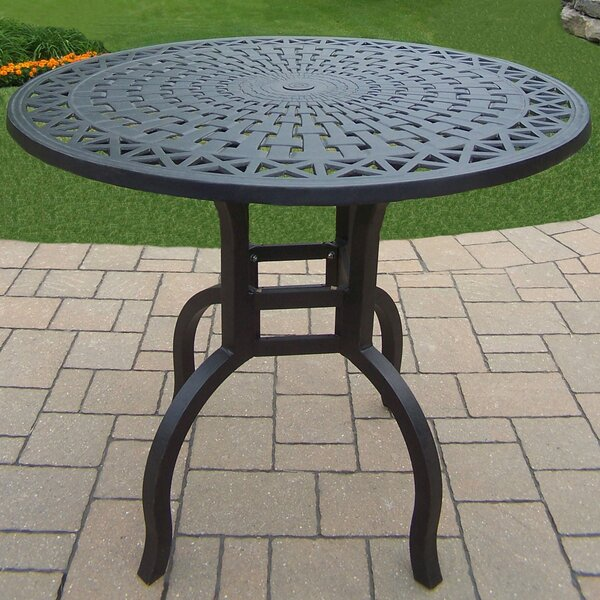 Bosch Metal Bar Table By Darby Home Co by Darby Home Co Great price