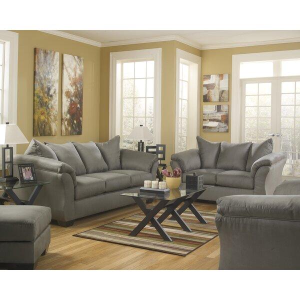Alcott Hill Huntsville Configurable Living Room Set & Reviews by Alcott Hill