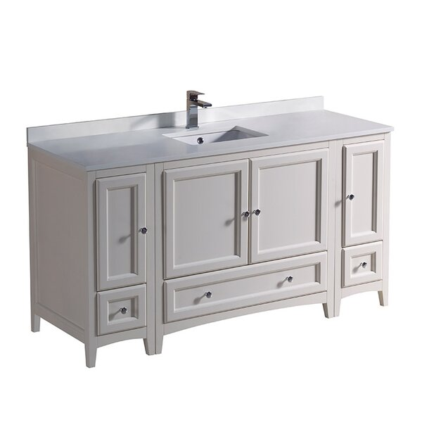 Oxford 60 Single Bathroom Vanity Set by Fresca