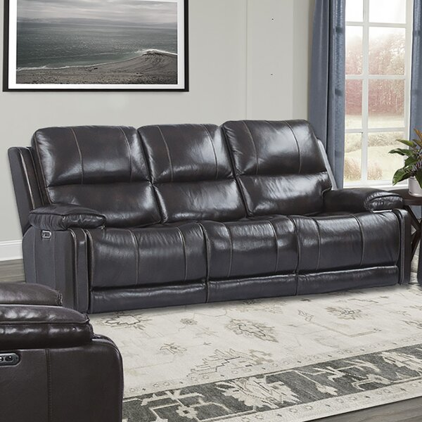 Harley Reclining Sofa By Winston Porter