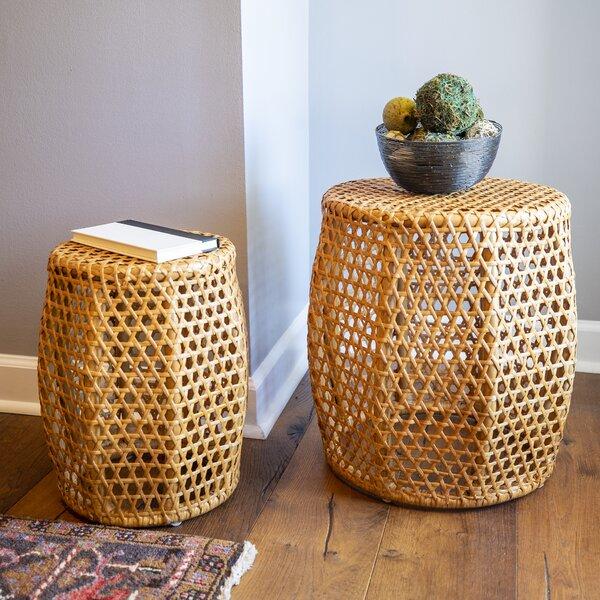 Arianna 2 Piece Nesting Tables By Bayou Breeze