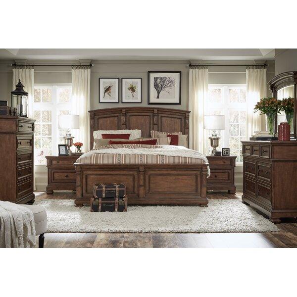 Urbanek Standard Configurable Bedroom Set by Canora Grey