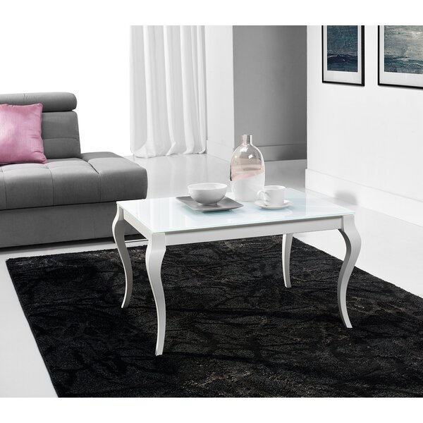 Shellenbarger Wood Coffee Table By Canora Grey