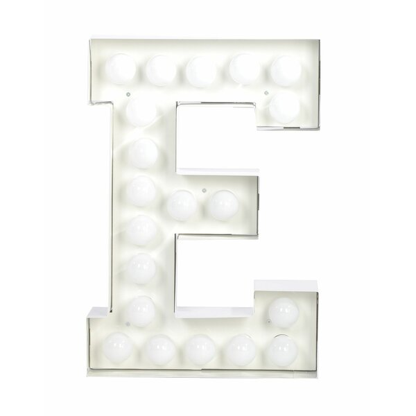 Vegaz LED Marquee Sign by Seletti