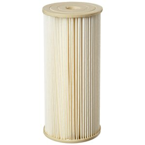 Pleated Sediment Water Filter by Pentek