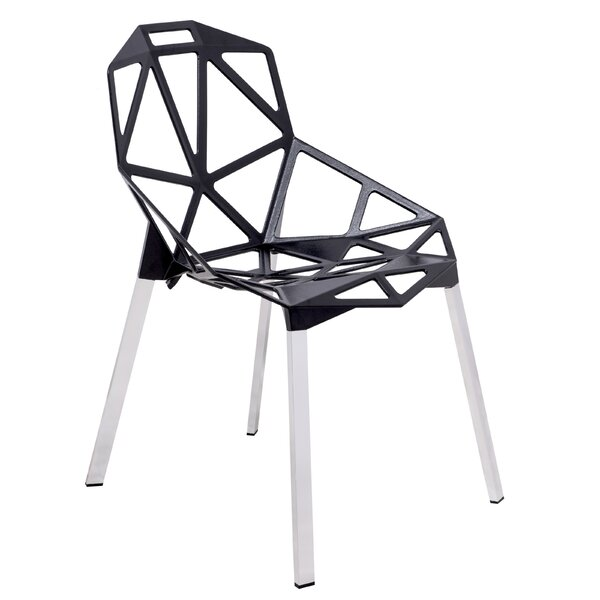 Melcher Modern Dining Chair by Ivy Bronx