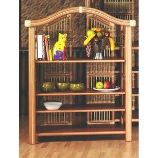 Etagere Bookcase by Spice Islands Wicker