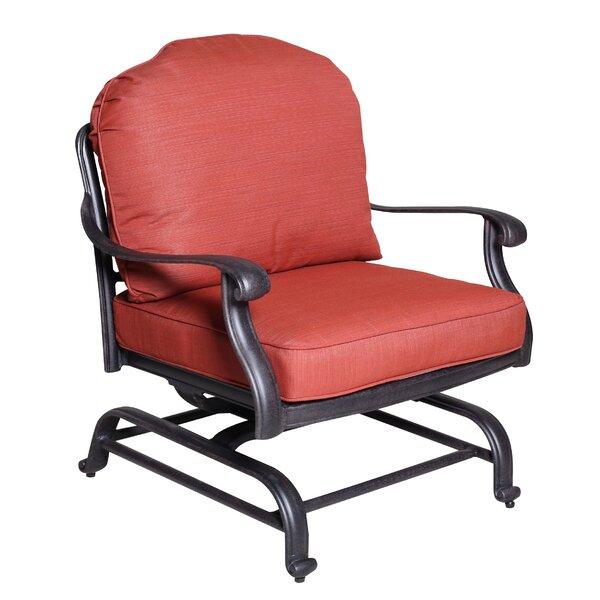 Thurston Spring Club Chair with Cushion by Fleur De Lis Living