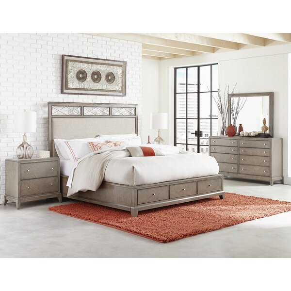 Whicker Platform Configurable Bedroom Set by Ophelia & Co.
