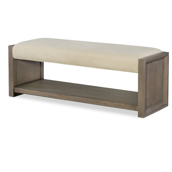 Highline by Rachael Ray Home Upholstered Bench by Rachael Ray Home
