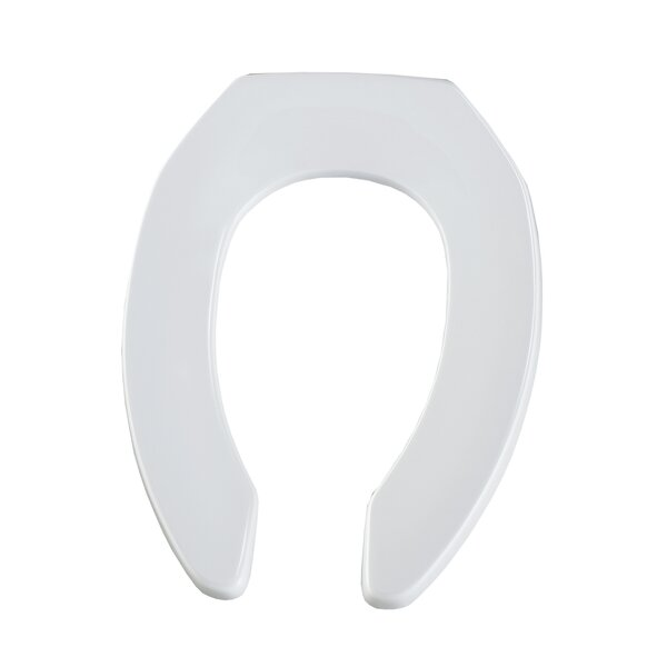 Commercial Elongated Toilet Seat by Bemis
