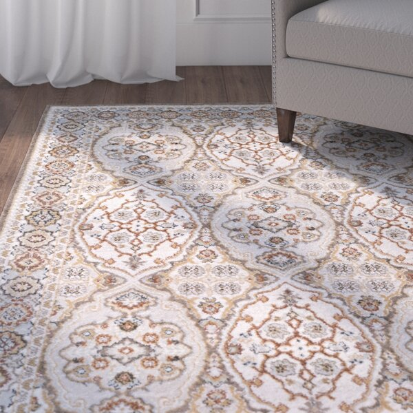 Lenora Camel Area Rug by Charlton Home