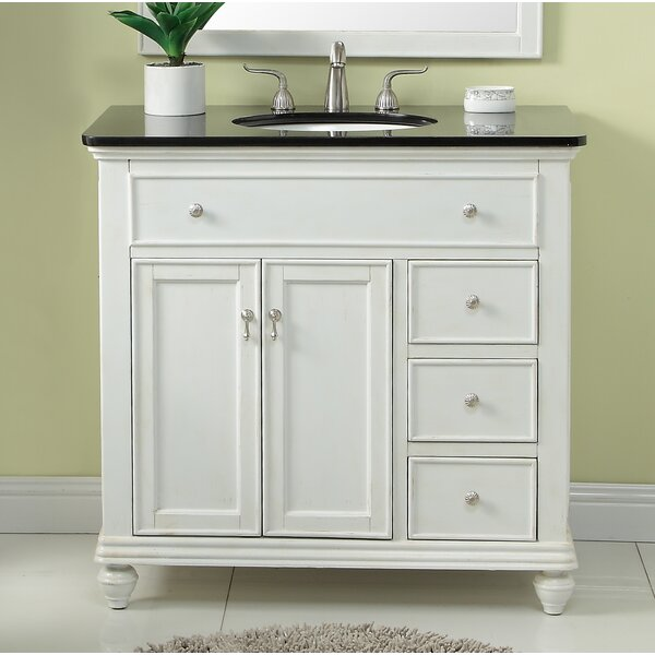 Fawkes 36 Single Bathroom Vanity Set by Rosecliff Heights