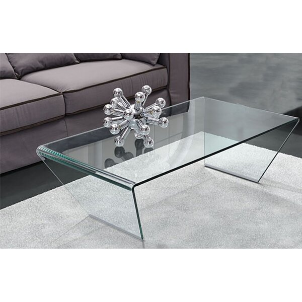 Newman Coffee Table by Orren Ellis