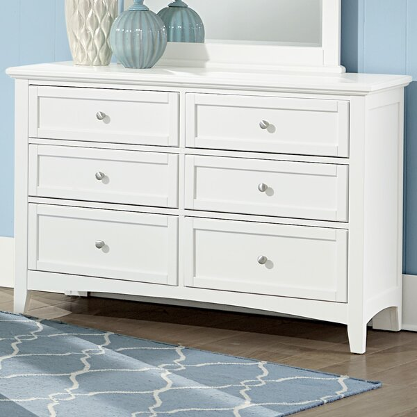 Gastelum 6 Drawer Double Dresser by Darby Home Co