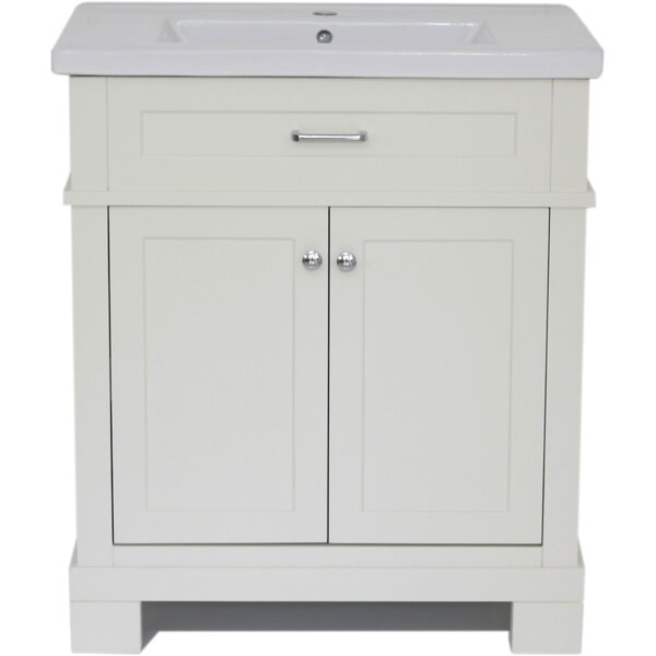 Caudell 30 Single Bathroom Vanity by Rosecliff Heights