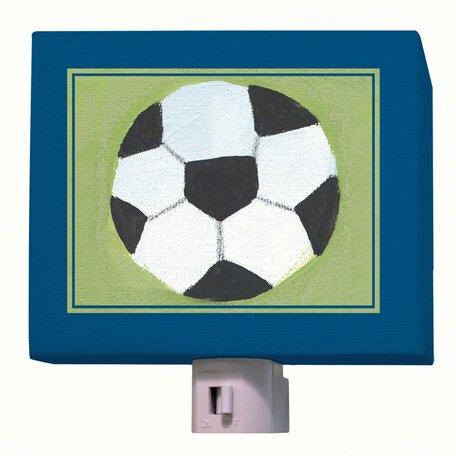 Soccer Ball Night Light by Oopsy Daisy