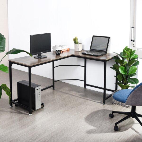 Angelpreet Reversible L-Shape Desk