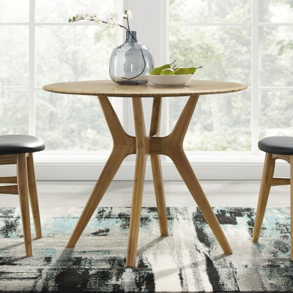 Sitka Solid Wood Dining Table by Greenington