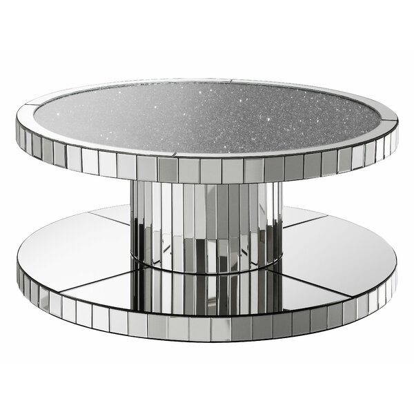 Bologna Pedestal Coffee Table By Furniture World