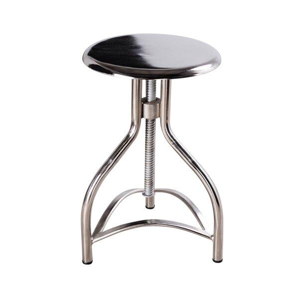 Adjustable Height Swivel Bar Stool by Wildon Home ®