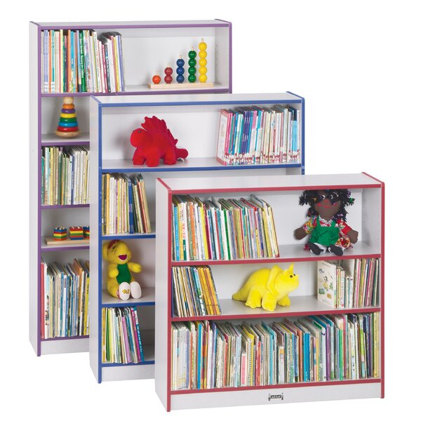 Rainbow Accents® Bookshelf by Jonti-Craft