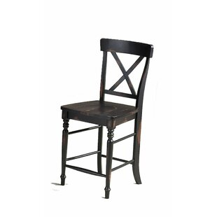 Whisnant 24 Bar Stool (Set of 2) by Millwood Pines