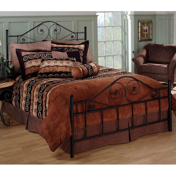 Arnot Standard Bed by Alcott Hill