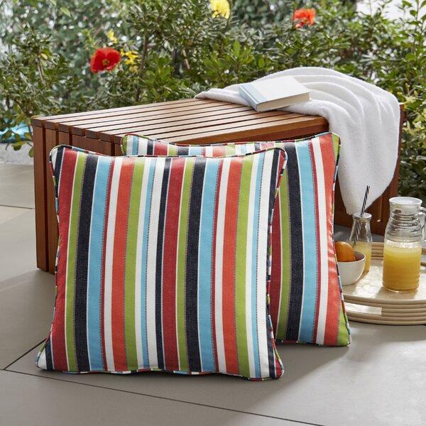 Northrup Indoor/Outdoor Throw Pillow (Set of 2)