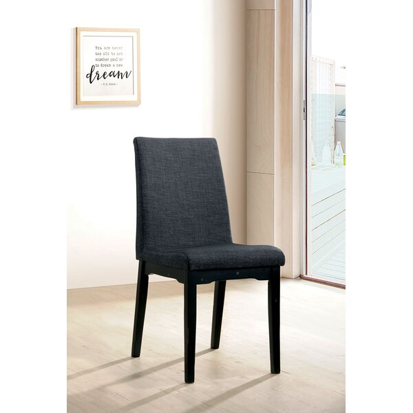 Mimms Upholstered Dining Chair (Set of 2) by Gracie Oaks