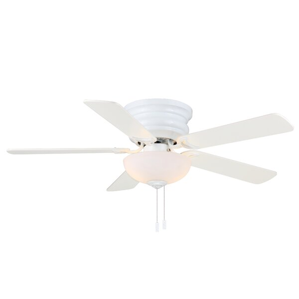 44 Castilleja 5-Blade Ceiling Fan by Highland Dunes