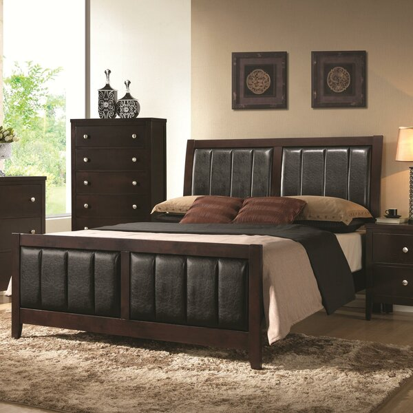 Boden Upholstered Standard Bed by Red Barrel Studio