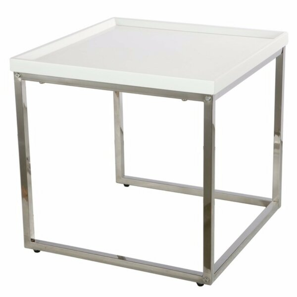 Benziger Compactly Striking End Table By Mercer41
