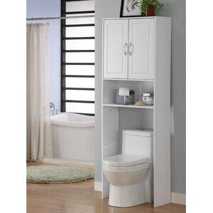 Jorge 24 38 W X 71 5 H Over The Toilet Storage